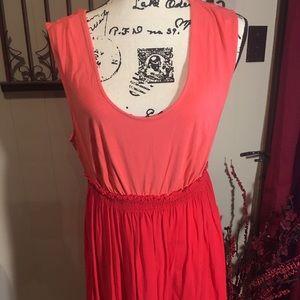 Liz Lange Maternity Maxi Dress Size XXL
